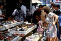 Am Markt in Akko, 1981 Juergen/Timeline Images