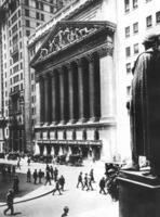 Börse in New York, 1929 Timeline Classics/Timeline Images