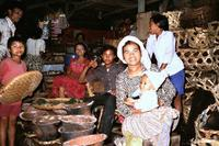Basar in Magelang, 1979 Czychowski/Timeline Images