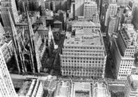 Blick auf die 5th Avenue in New York, 1937 Timeline Classics/Timeline Images