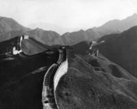 Chinesische Mauer, ca. 1930er Jahre Timeline Classics/Timeline Images