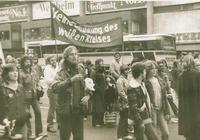Demonstration in Berlin, 1980 Christel/Timeline Images