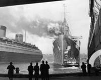 Die RMS Queen Mary bis 1945 Timeline Classics/Timeline Images