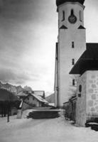Kirche in Bischofswiesen, 1936 Timeline Classics/Timeline Images