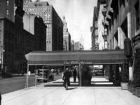 One Fifth Avenue, New York um 1935 Timeline Classics/Timeline Images