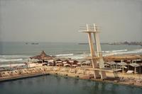 Riviera Beach Club in Accra, 1971 Czychowski/Timeline Images
