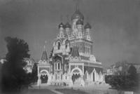 Russisch-orthodoxe Kirche in Nizza, 1912 Timeline Classics/Timeline Images