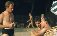Strandbad Bad Saarow, 1959 Juergen/Timeline Images