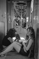Subway auf Coney Island, 1967 Hermann Schröer/Timeline Images