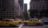 Taxidriver in Manhattan, 1978 Juergen/Timeline Images