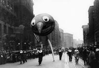 USA, Feste: Strassenparade an Thanksgivingday ullstein bild - Robert Sennecke/Timeline Images