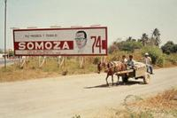 Wahlplakat in Nicaragua, 1975 Czychowski/Timeline Images