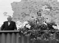 Willy Brandt Rede, 1962 Hermann Schröer/Timeline Images