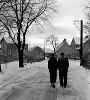 Winter in Petersdorf, 1952 Juergen/Timeline Images