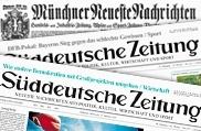 Süddeutsche Zeitung Titelseiten