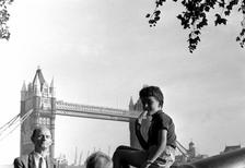 Sommer in London, 60er Jahre