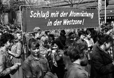 Demonstrationen, 60er Jahre