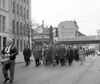 1. Mai in Berlin 1967 Juergen/Timeline Images