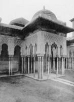 Alhambra in Granada, 1899 Timeline Classics/Timeline Images
