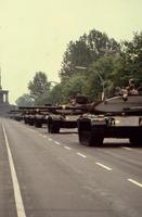 Alliierten Militärparade in Berlin, 1987 RalphH/Timeline Images
