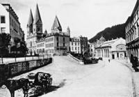 Alte Kathedrale in Spa, 1920 Timeline Classics/Timeline Images