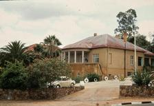 Altes Haus  in Windhoek, 1974 Czychowski/Timeline Images