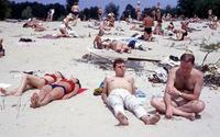 Am Badestrand. Kiew 1967 Juergen/Timeline Images