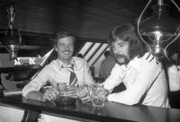 Am der Bar in der BLFS in Berlin, 1980 Juergen/Timeline Images