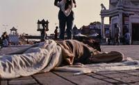 Am Ganges in Haridwar/ Indien, 1976 hwh089/Timeline Images