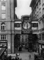 'Ankeruhr' am Hohen Markt in Wien, 1927 Timeline Classics/Timeline Images