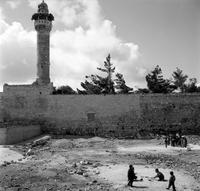 Arabische Kinder in Jerusalem, 1968 Juergen/Timeline Images