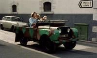 Armee-Auto in Gibraltar, 1974 Juergen/Timeline Images
