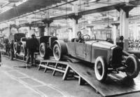Autoindustrie in Österreich, 1936 Timeline Classics/Timeline Images