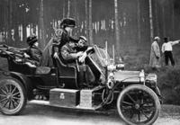 Automobil in Frankreich, 1906 Timeline Classics/Timeline Images