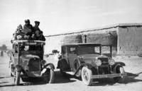 Automobile in Afghanistan, 1931 Timeline Classics/Timeline Images