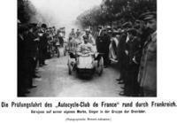 Autorennen in Frankreich 1894-1919 Timeline Classics/Timeline Images