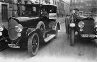 Autowacht in Berlin, 1925 Timeline Classics/Timeline Images