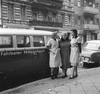 AWO Mittagstisch. Berlin Wedding 1966 Juergen/Timeline Images
