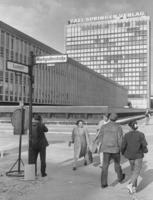 Axel Springer Hochhaus in Berlin, 1967 tikitu/Timeline Images