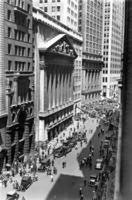 Börse in New York, 1933 Timeline Classics/Timeline Images