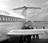 BAC One-Eleven in Farnborough, 1964 Juergen/Timeline Images