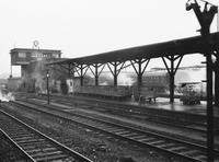 Bahnhof Brandenburg Winter/Timeline Images