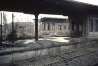 Bahnhof Lichterfelde Ost West Berlin Winter/Timeline Images