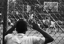Basketball in Manhattan, 1967 Hermann Schröer/Timeline Images