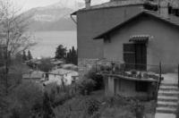 Bergdorf am Comer See in Italien, 1990 RalphH/Timeline Images