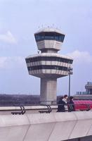 Berlin Flughafen Tegel Tower Winter/Timeline Images