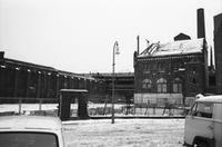 Berlin Postbahnhof Winter/Timeline Images