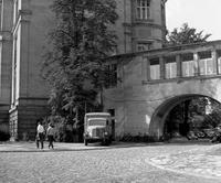 Berlin Technische Universität, 1960 Juergen/Timeline Images