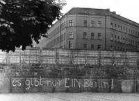 Berliner Mauer, 1967 Hubertus Hierl/Timeline Images