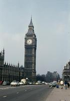 Big Ben in London, 1976 Lanninger/Timeline Images